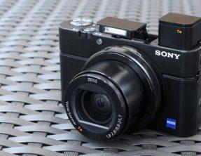 Testiss Sony DSC-RX100III kompaktikamera  Teknologian