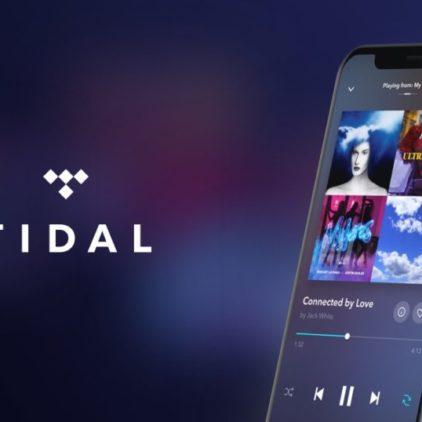 TIDAL HiFi tuo lossless-nen streaming-palveluihin